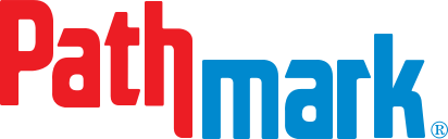 A theme footer logo of Pathmark