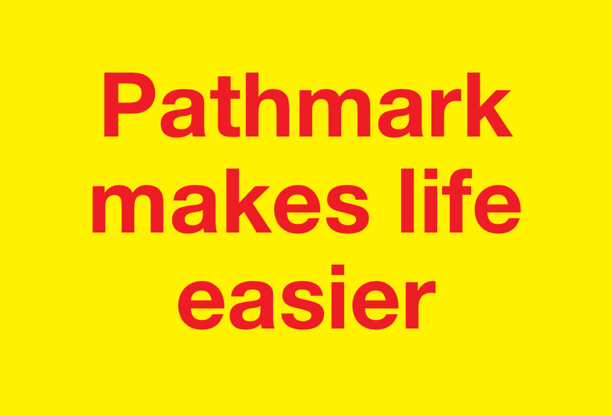 Pathmark makes life easier