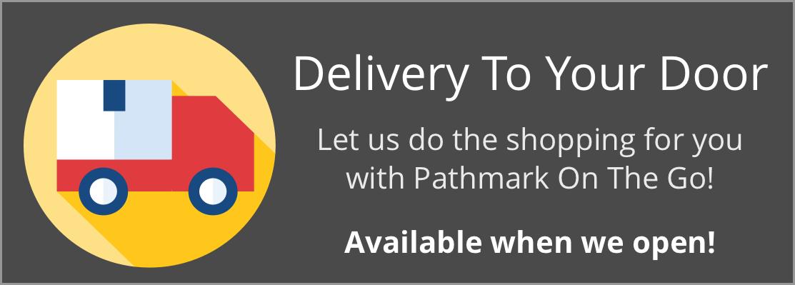 Delivery to your door